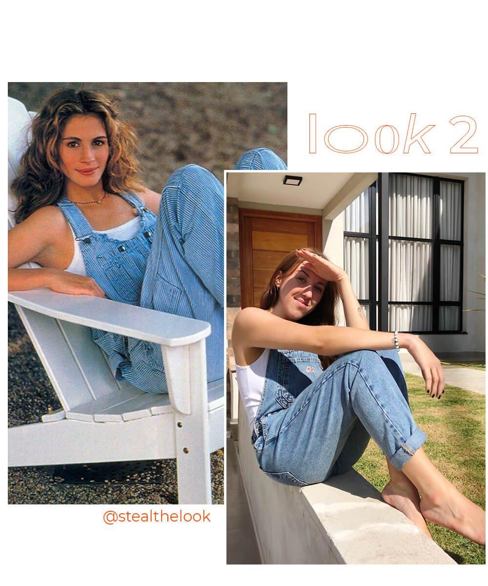 It girls - Anos 90 - Anos 90 - Outono - Em casa - https://stealthelook.com.br