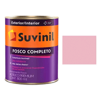Tinta Acrilica Rosa Balé Fosco Lavável Premium Suvinil 900ml