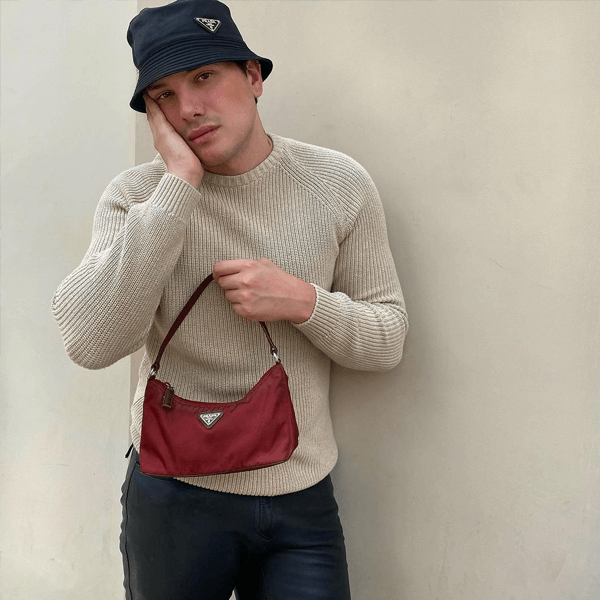 Leon, fundador do Brechó Seff - ter um brechó - moda sustentavel - outono - street style - https://stealthelook.com.br