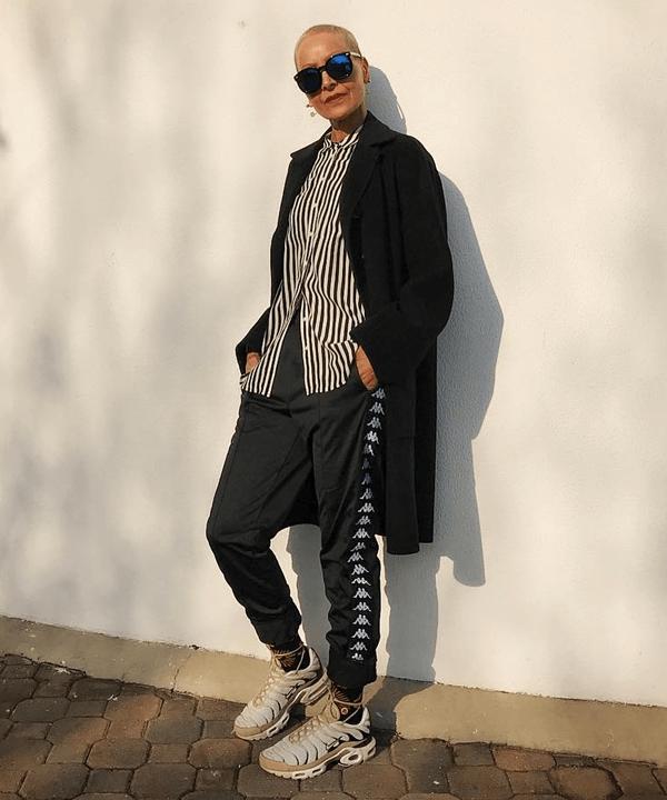 Yasmin Furmie - looks confortáveis - looks básicos - outono - street style - https://stealthelook.com.br
