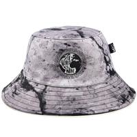 Chapéu Bucket Hat MXC BRASIL Estampado - Preto
