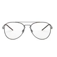 Armação de Óculos de Grau Rayban Brasil - Marrom