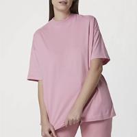 Blusa Hering Oversized Feminina - Rosa