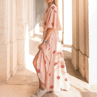 Vestido Bonina Rosa