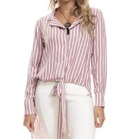 Camisa Clara Arruda Mullet 12073 - Listrado