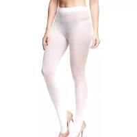 Meia Calça Trifil Opaca Adulto Clássica Fio 40 Feminina - Branco
