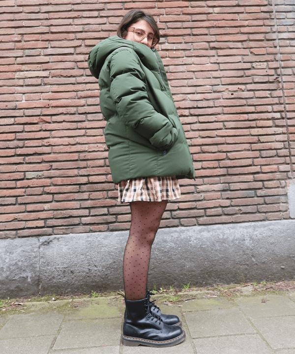 Sofia Stipkovic - tendência de inverno - acolchoados - outono - street style - https://stealthelook.com.br