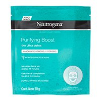 Máscara Facial Neutrogena - Purifying Boost - 30g