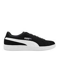 Tênis Puma Smash V2 - Preto+Branco