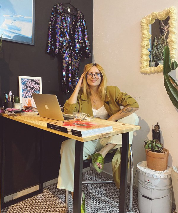 Ali Santos - home office dos sonhos - home office decor - outono - street style - https://stealthelook.com.br