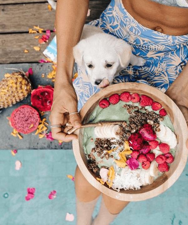 bowl de frutas - alimentação saudavel - controlar a ansiedade - outono - brasil - https://stealthelook.com.br