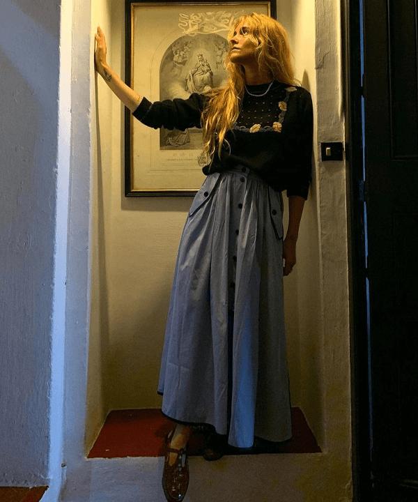 Blanca Miró - tendências de inverno - tricô - outono - street style - https://stealthelook.com.br