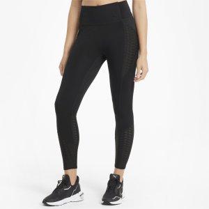Puma Legging Training Flawless 7/8 Feminina – Cor Preto - Tamanho M