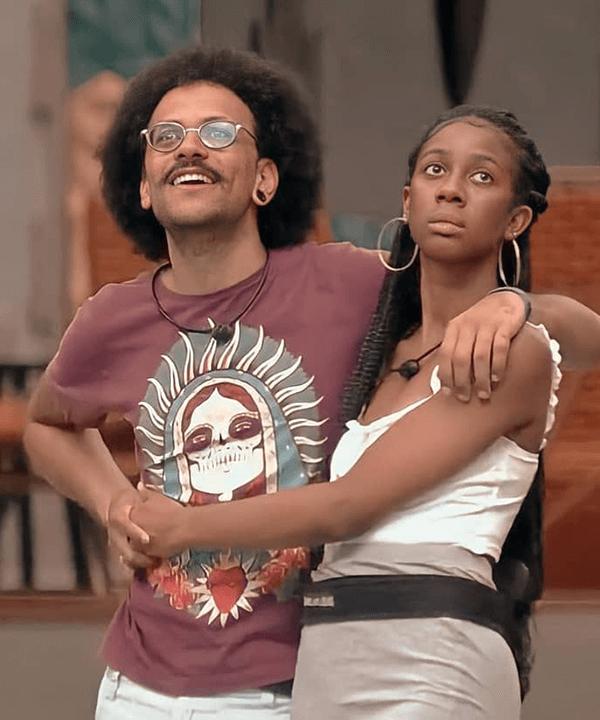 João Luiz - cabelo afro - cabelo do joão luiz - bbb21 - bbb21 - https://stealthelook.com.br
