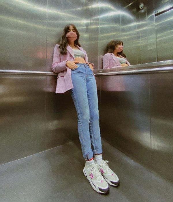 Giovana Marçon - calça-skinny - skinny-jeans - outono - em-casa - https://stealthelook.com.br