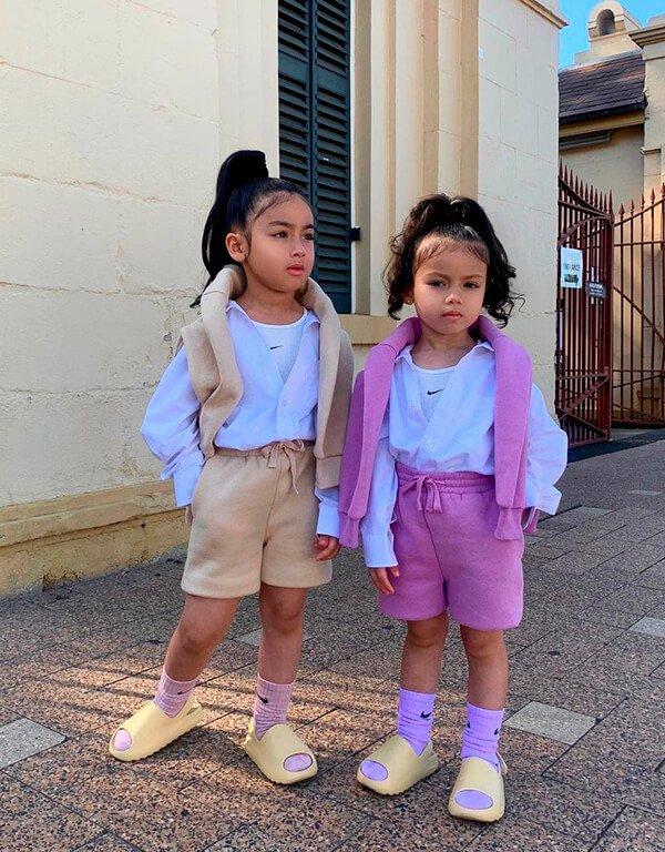 It girls - Moletom - Crianças estilosas - Outono - Street Style - https://stealthelook.com.br