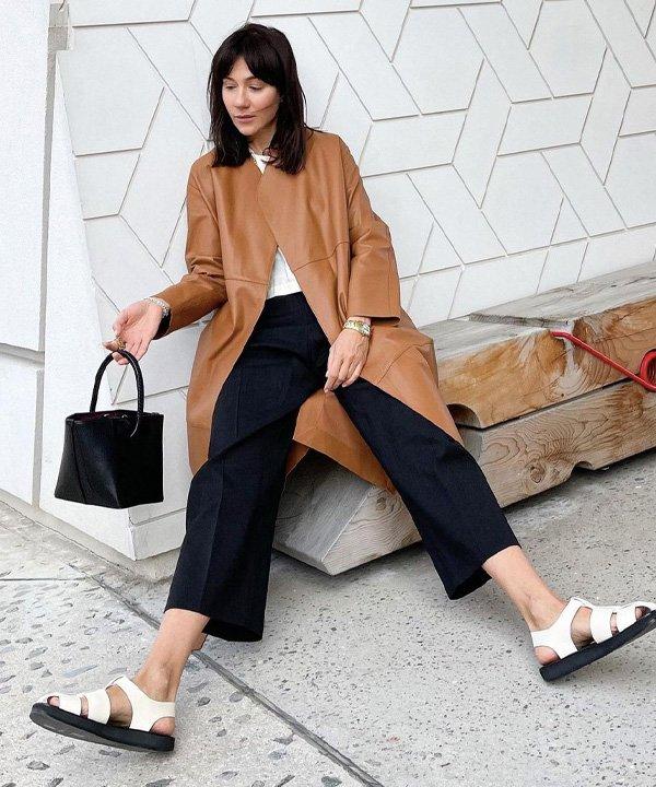 Irina - sandália tendência  - fisherman sandal - outono - street style - https://stealthelook.com.br