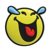 Jibbitz™ Crocs Smiley Brand Tears Of Joy