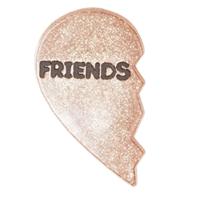 Jibbitz™ Crocs Amigos Para Sempre - Esquerda