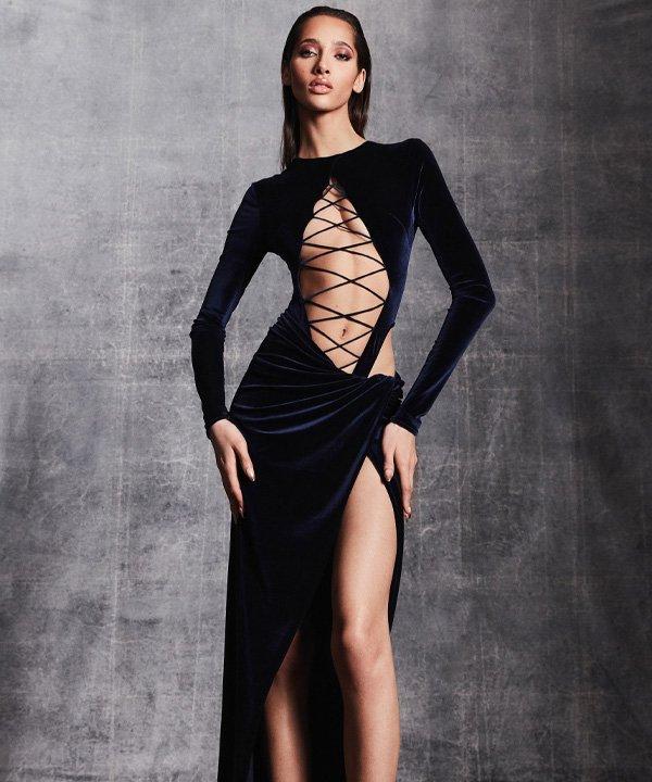 Lacquan Smith - tendências dos anos 2000 - moda dos anos 2000 - outono - street style - https://stealthelook.com.br