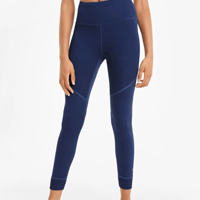 LEGGING STUDIO RIBBED HIGH WAIST 7/8 TRAINING FEMININA