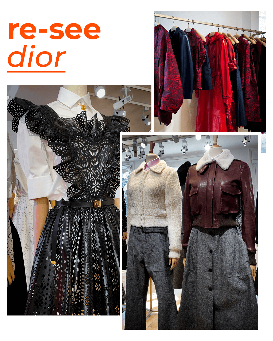 Dior - dior - resee dior - outono - street style - https://stealthelook.com.br