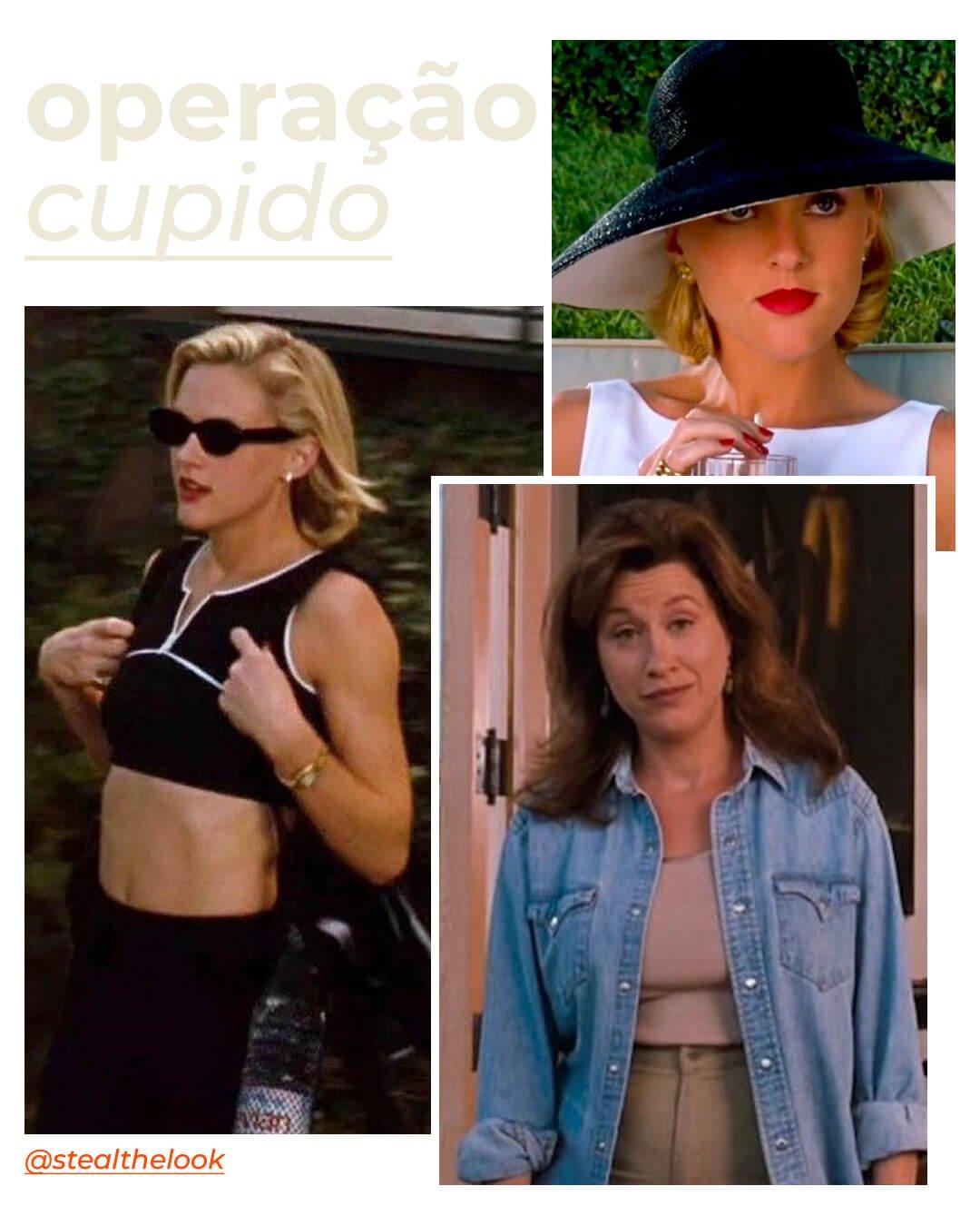 Elaine Hendrix, Lisa Ann Walter - filmes da disney - operação cupido - outono - street style - https://stealthelook.com.br