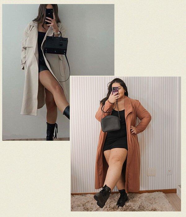 Layla Brígido - Layla Brígido - looks do pinterest - outono - street style - https://stealthelook.com.br