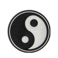 Jibbitz Yin Yang - Incolor