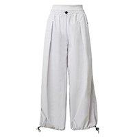 Calça Reebok Wide Leg Woven Feminina - Branco