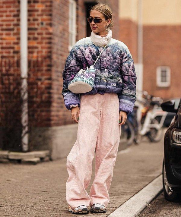 Emili Sindlev - jaquetas puffer - jaquetas acolchoadas - outono - street style - https://stealthelook.com.br