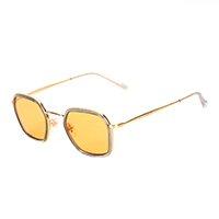 Óculos De Sol Vogue Feminino 0VO4141S280 - Amarelo