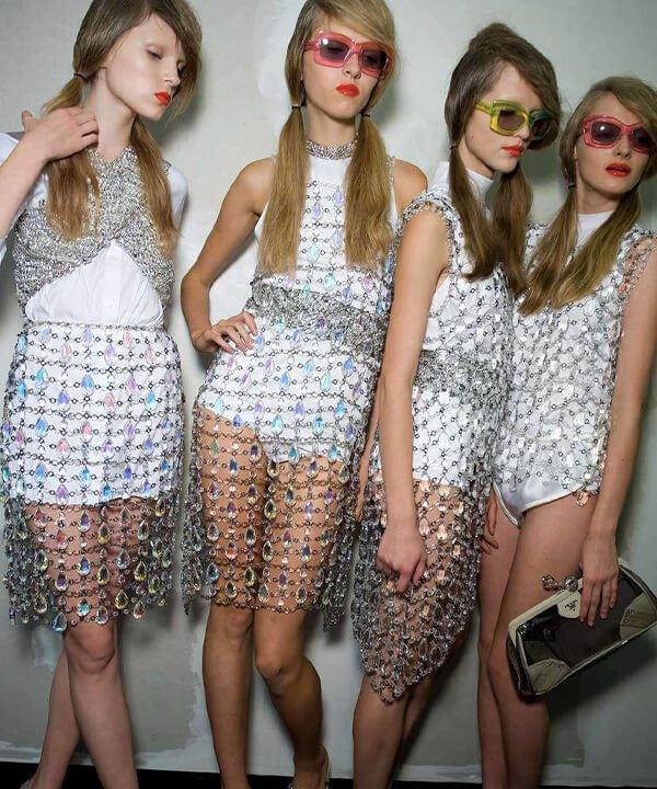 Prada - Prada - história da moda - outono - street style - https://stealthelook.com.br