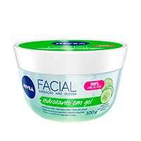 Hidratante Gel Fresh Nivea Facial - 100g
