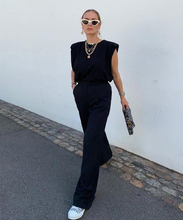 Olivia Faeh - looks para entrevista de emprego - office looks - outono - street style - https://stealthelook.com.br