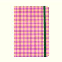 Caderno Vichy Roxo