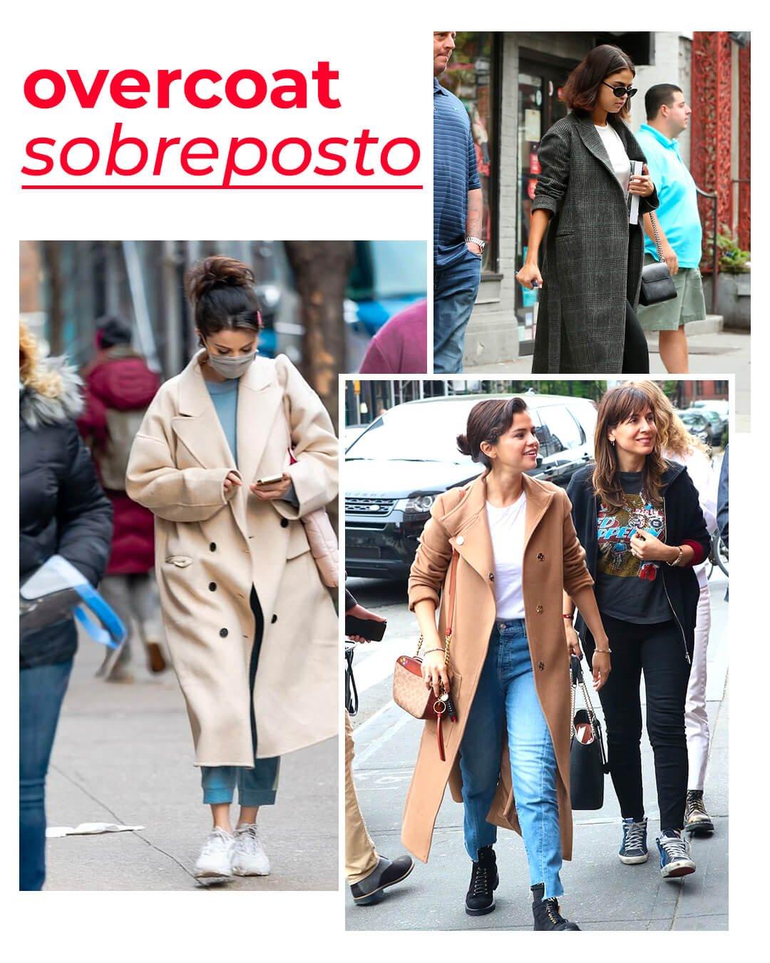 It girls - Selena Gomez - Selena Gomez - Outono - Street Style - https://stealthelook.com.br