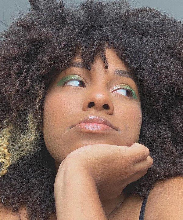 Claudiana Ribeiro - finalização cabelo crespo - cabelo crespo - inverno - brasil - https://stealthelook.com.br