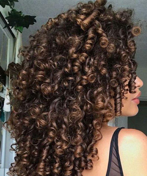 Ambar - dedoliss cabelo crespo - cabelo crespo - outono - brasil - https://stealthelook.com.br