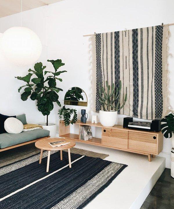 tapeçaria - tapeçaria na parede - decoração com tapeçaria - inverno - brasil - https://stealthelook.com.br