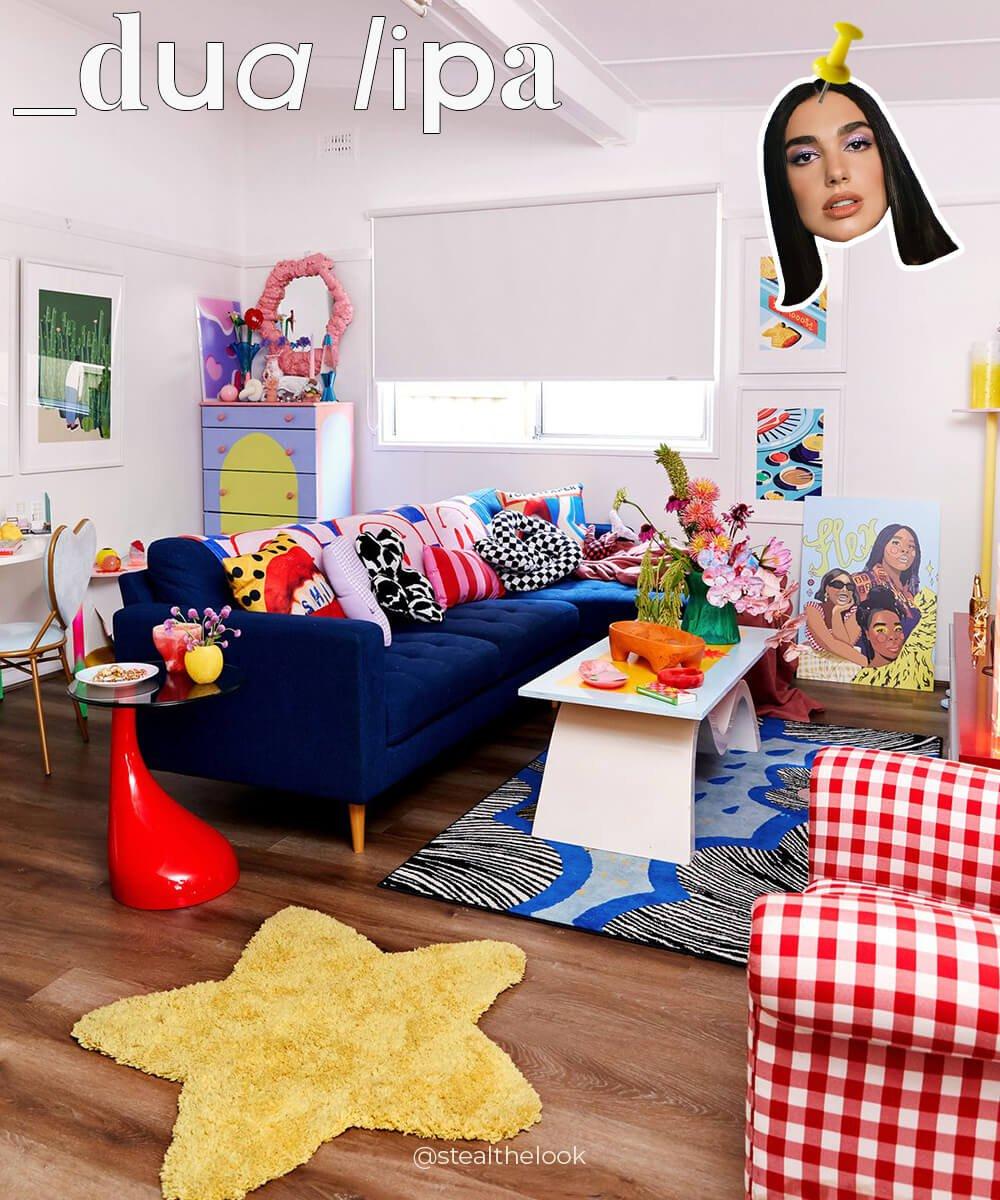 decor - casa celebridade - como é - casa - casa - https://stealthelook.com.br