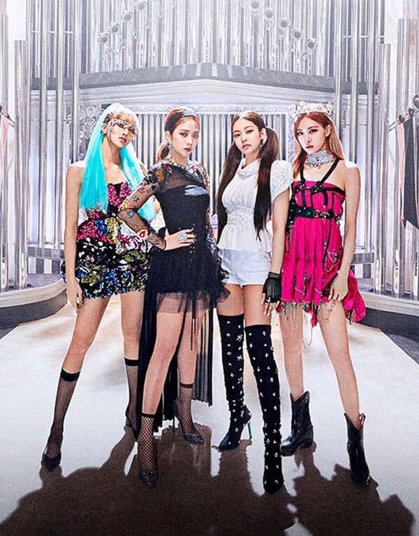 It girls - Blackpink - Blackpink - Outono - Red Carpet - https://stealthelook.com.br