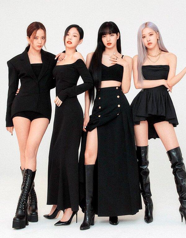 It girls - Blackpink - Blackpink - Outono - Street Style - https://stealthelook.com.br