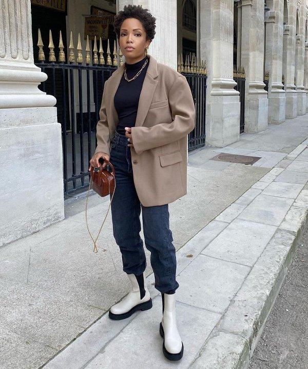 Ellie Delphine - modelos de sapatos - sapatos tendência 2021 - outono - street style - https://stealthelook.com.br