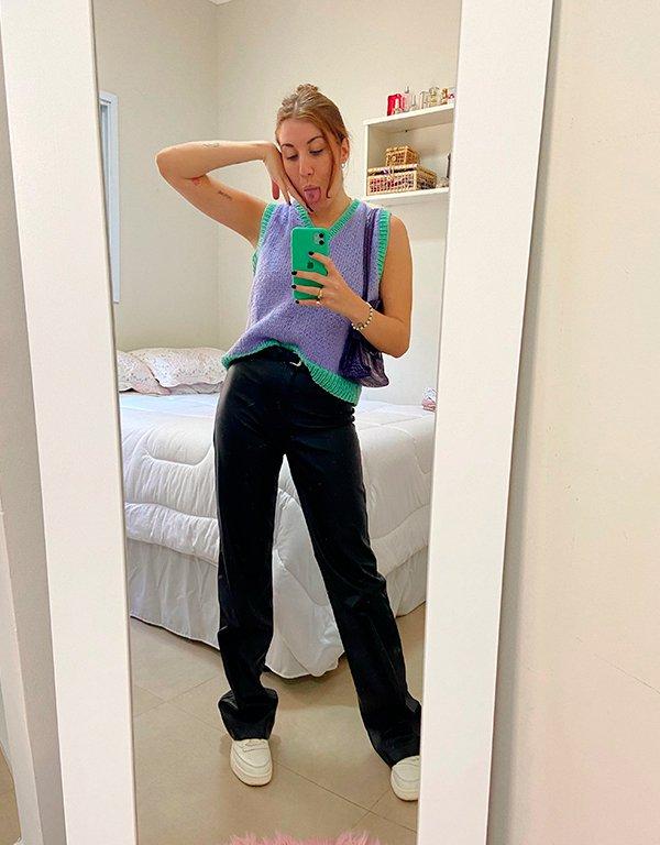 It girls - calça tendência - calça tendência - Outono - Em casa - https://stealthelook.com.br