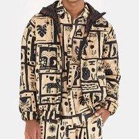 jaqueta patch chuva de oncinha