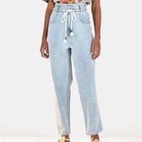 calca tunel refarm jeans