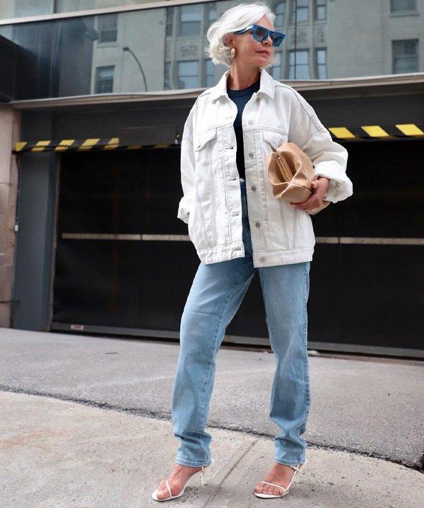 Grece Ghanem - jaqueta jeans - looks com jaqueta jeans - outono - street style - https://stealthelook.com.br