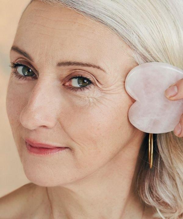skincare - massagem facial - gua sha -  inverno -  rotina de skincare - https://stealthelook.com.br