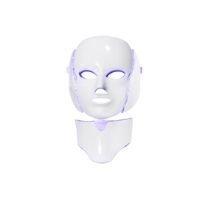 Máscara Led 7 Cores Tratamento Facial Fototerapia - Imask